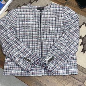 J.Crew Tweed Jacket, Sz 4